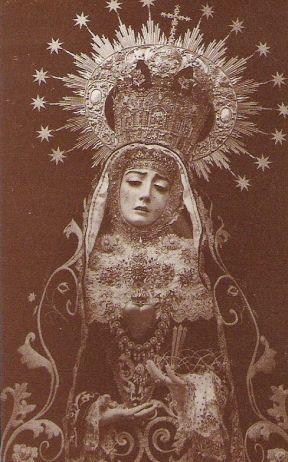 Costaleros del calvario los dolores una iglesia y una imagen - Persianas lavirgen cordoba ...