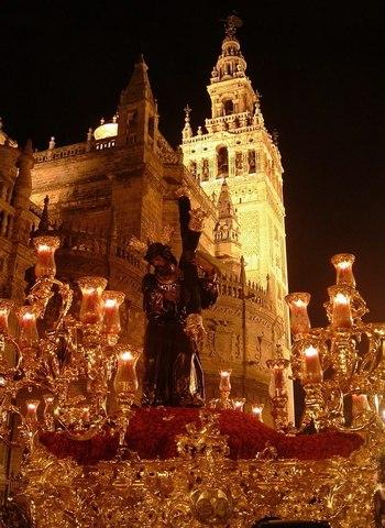hermandad candelaria sevilla: