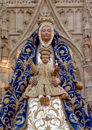 Nuestra se ora de los reyes sevilla rafaes for Mudanzas virgen de los reyes
