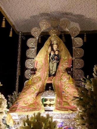 Santa ana patrona de dos hermanas rafaes - Polveros en dos hermanas ...