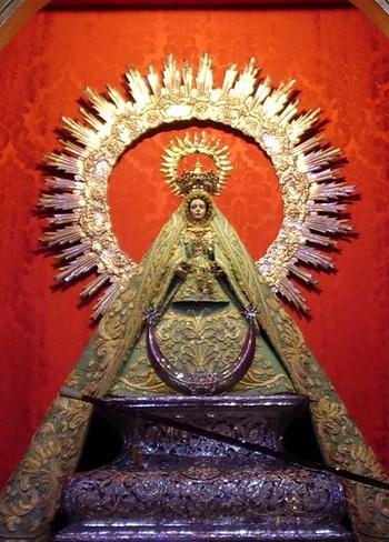 Virgen De La Caridad Patrona De Sanlucar De Barrameda Rafaes