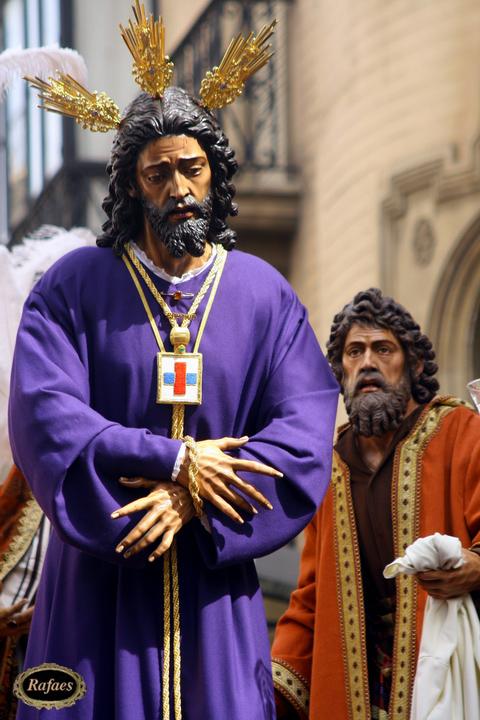 Hermandad Del Poligono San Pablo Lunes Santo 2008 Rafaes