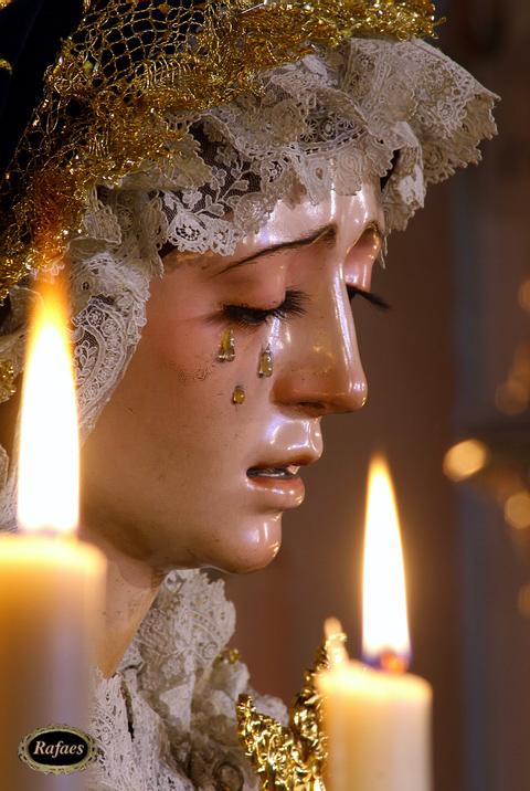 Solemne Bendición de María Santísima de la Estrella. RAFAES-94138185139491428351234543548069