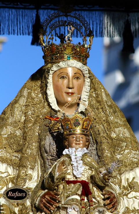 Procesion De La Virgen De Los Reyes Rafaes