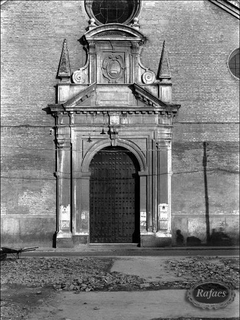 foto antigua sevilla 1955: